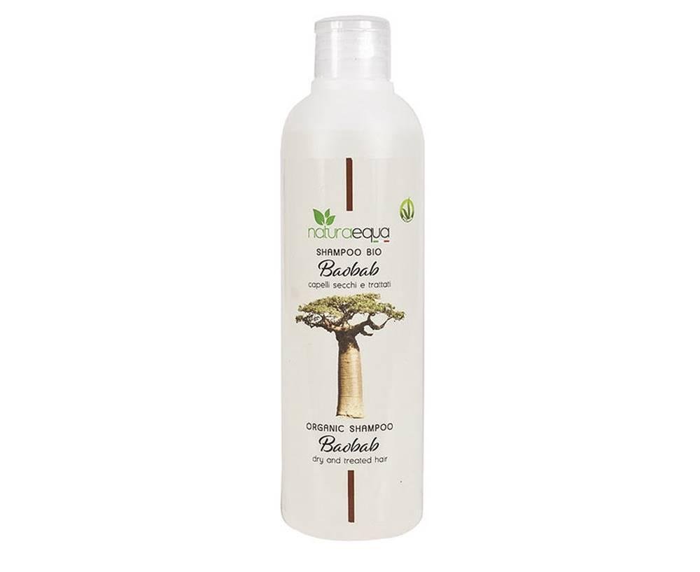NaturaEqua NaturaEqua Bio šampón Baobab 250 ml