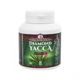 DIAMOND Yacca plus so zeleným jačmeňom 120 kapsúl