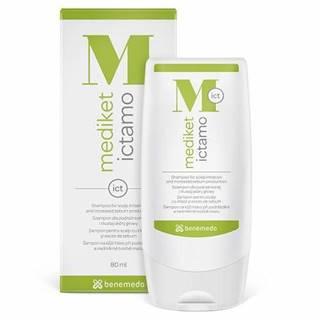 MEDIKET Ictamo šampón 180 ml