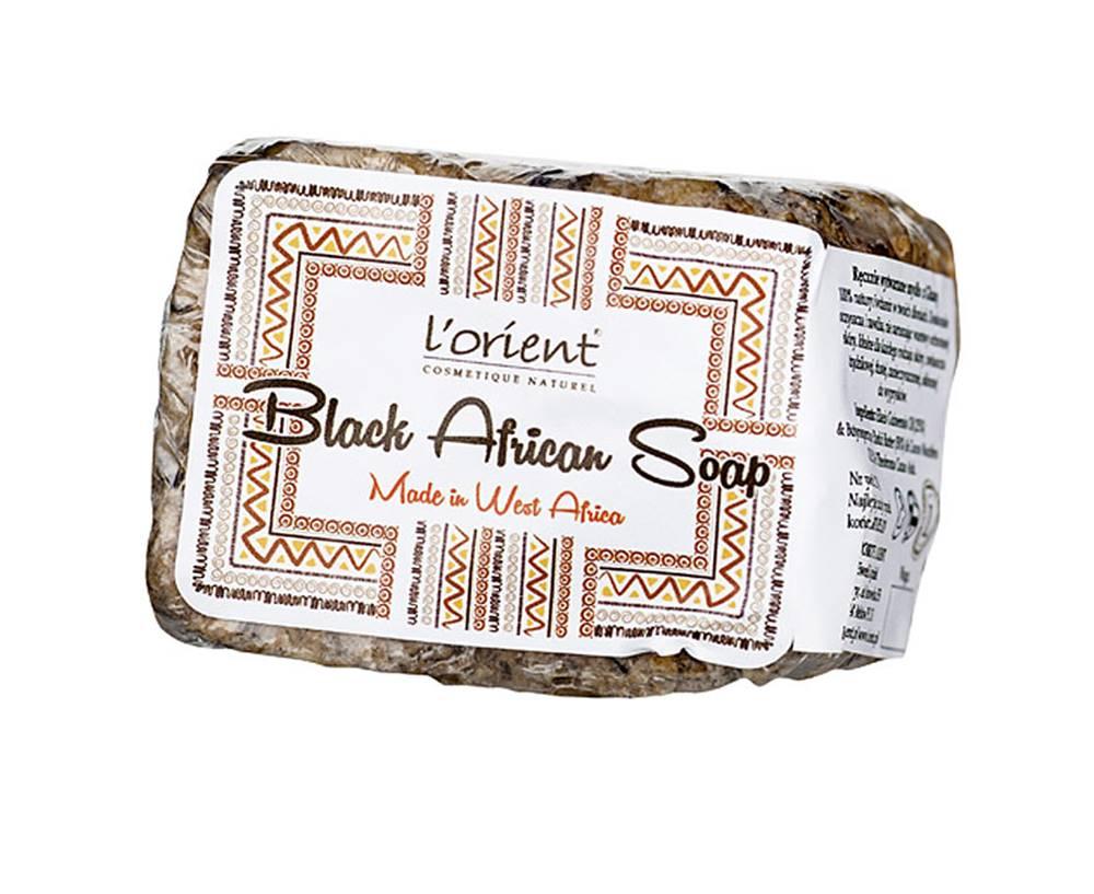 L´Orient Cosmetique Naturel L 'Orient Africké čierne mydlo 100 g