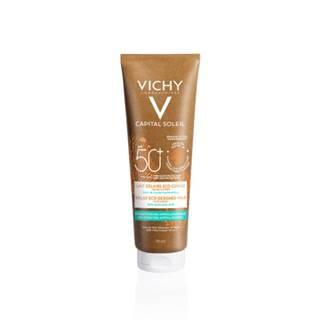 VICHY Capital soleil solar eco-design. milk SPF50+ 75 ml