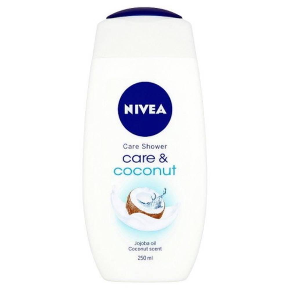 Nivea NIVEA Sprchový gél Care & coconut 250 ml