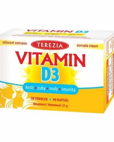 Vitamíny a minerály TEREZIA