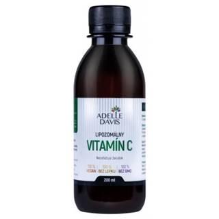 ADELLE DAVIS Lipozomálny vitamín C 200 ml