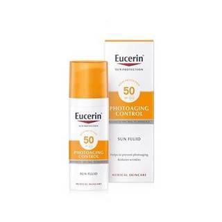 Eucerin Emulzia na opaľovanie proti vráskam SPF 50 50ml
