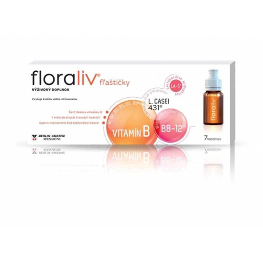 Berlin-Chemie Floraliv fľaštičky 7amp x10ml