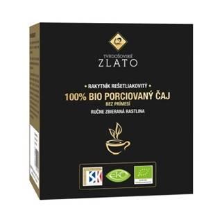 TVRDOŠOVSKÉ ZLATO rakytnik 100% bio porciovaný čaj 20 x 3 g