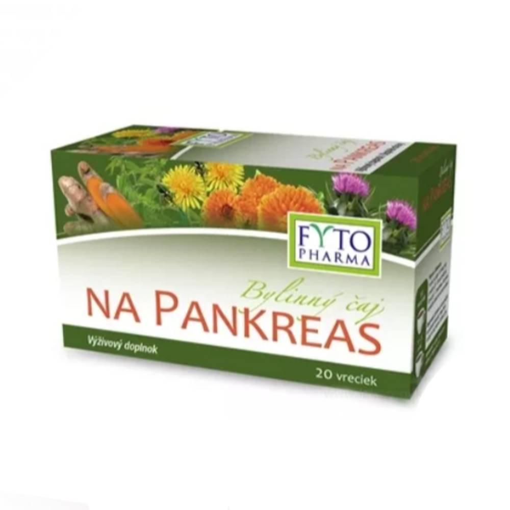 FYTO FYTO Bylinný čaj na pankreas 20 x 1,5 g