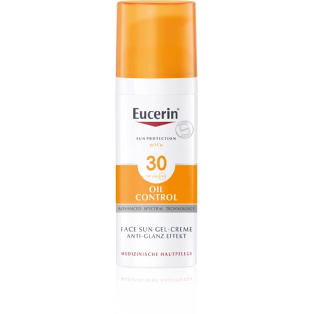 Beiersdorf Eucerin SUN Oil Control gél na tvár SPF 30+ 50ml