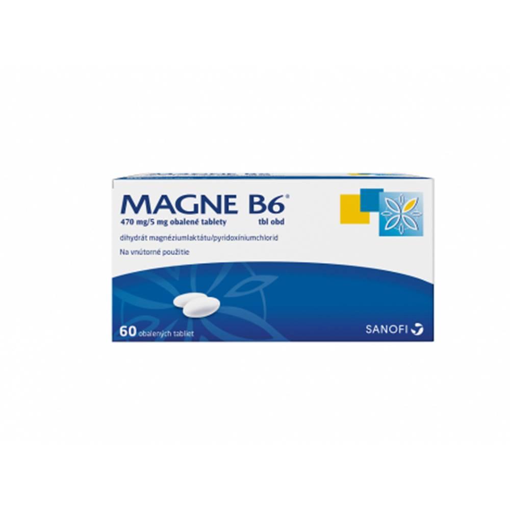 sanofi-aventis Slovakia Magne B6 60 tbl