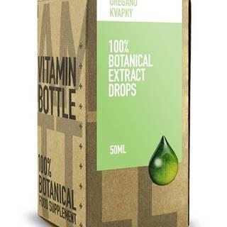 VitaminBottle OREGANO olejové kvapky 50 ml