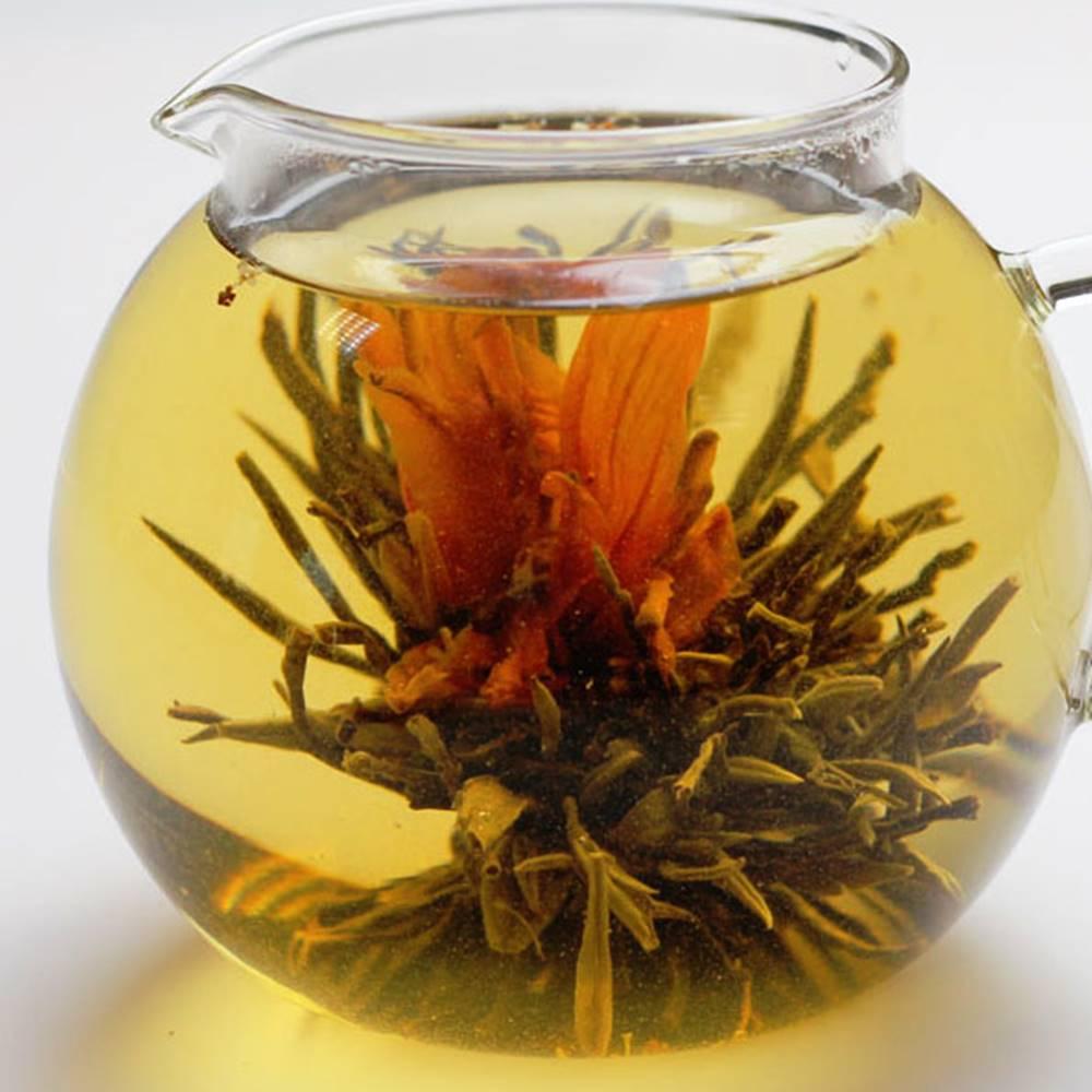 Manu tea KVITNÚCA ĽALIA, kvitnúci čaj, 10g