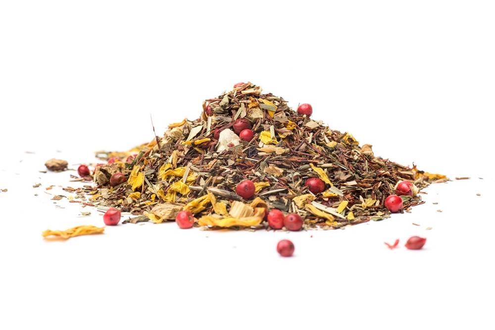 Manu tea TULSI CITRÓNOVÁ TRÁVA - bylinný čaj, 10g