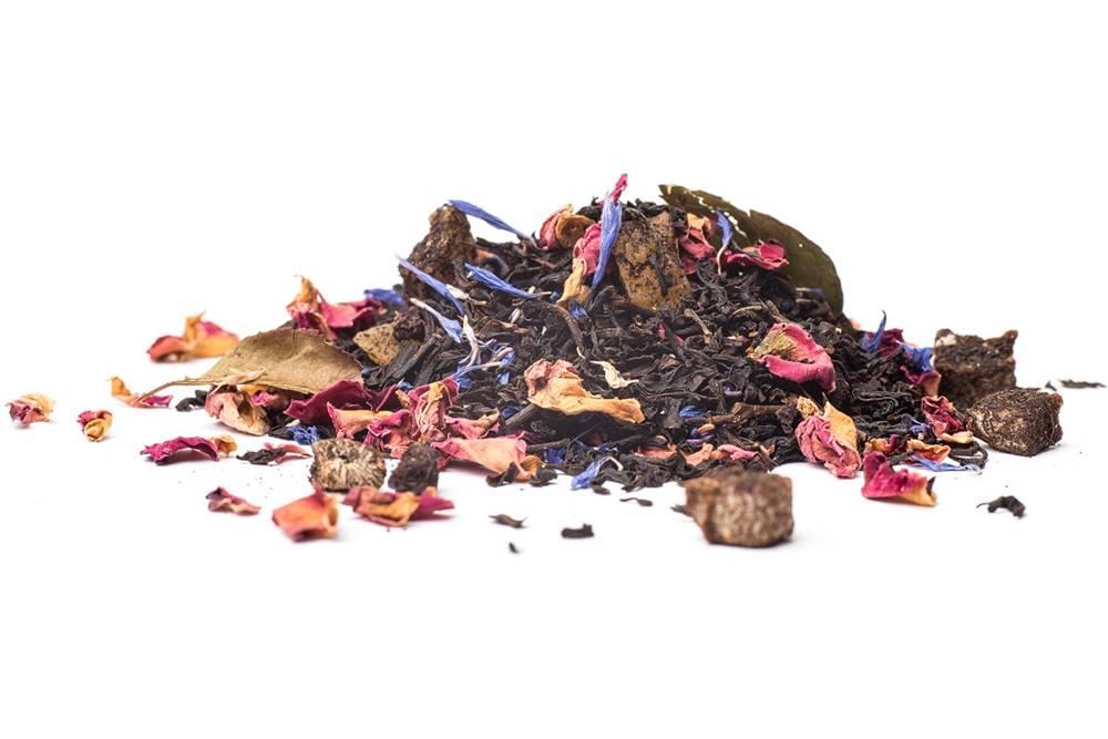 Manu tea VOŇAVÁ ZÁHRADA - čierny čaj, 10g