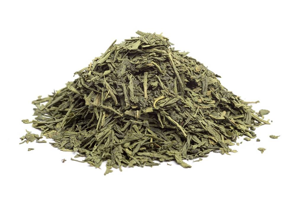 Manu tea JAPAN SENCHA JEIDO WITH MATCHA - zelený čaj, 10g