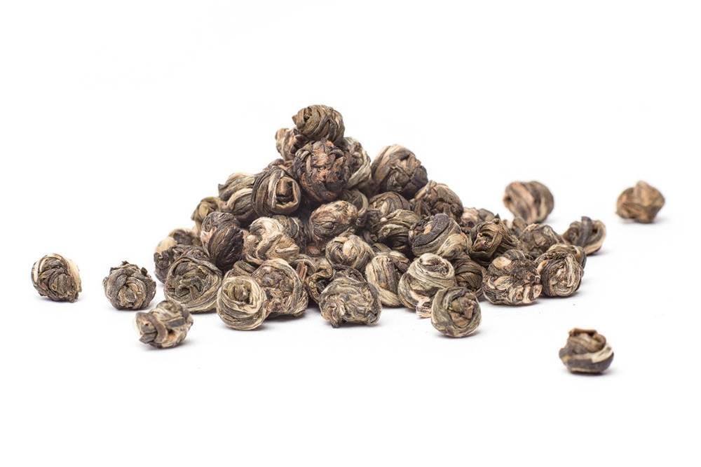 Manu tea LONG ZHU WHITE - biely čaj, 10g