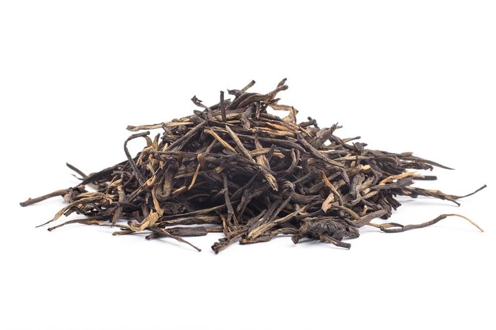 Manu tea NEEDLE BLACK - čierny čaj, 10g