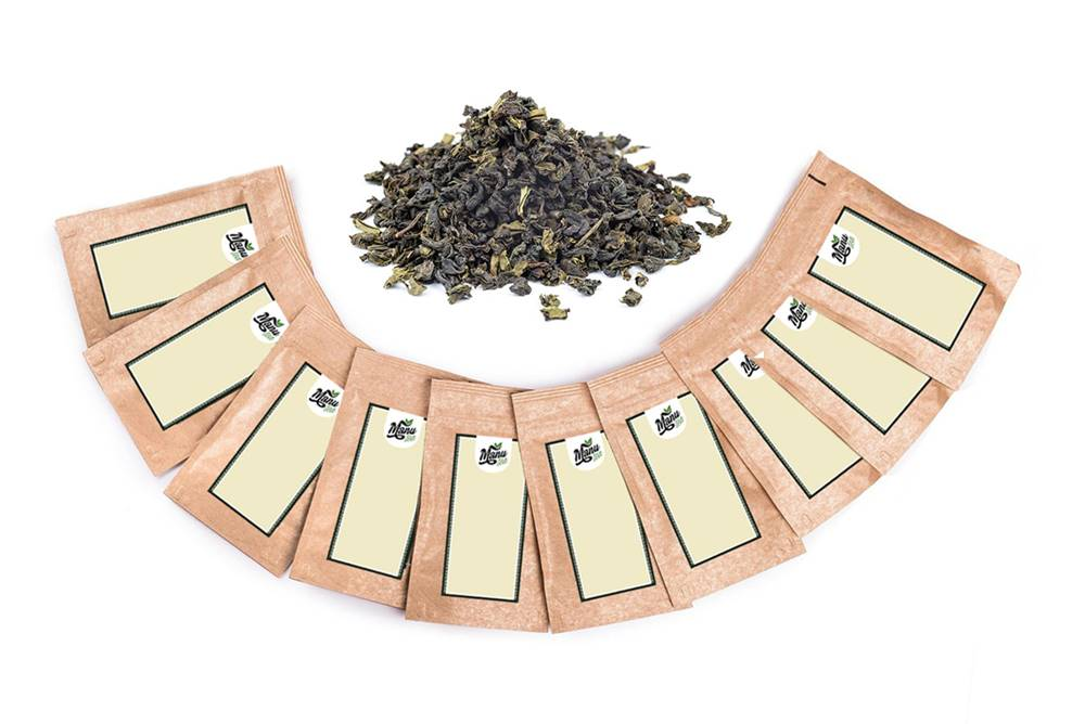 Manu tea Degustačný balíček ZELENÉ ČISTÉ ČAJE