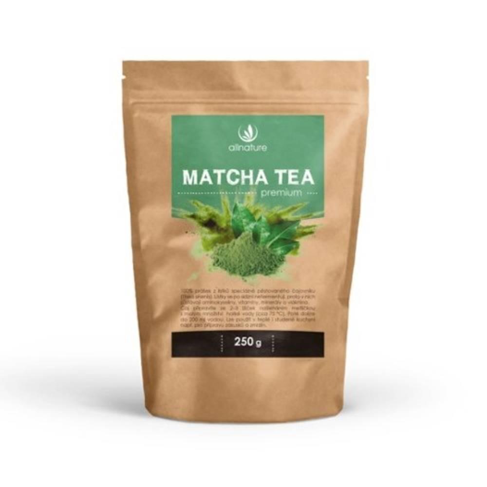 Allnature ALLNATURE Matcha tea premium prášok 250 g