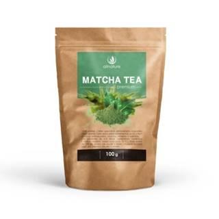 ALLNATURE Matcha tea premium prášok 100 g