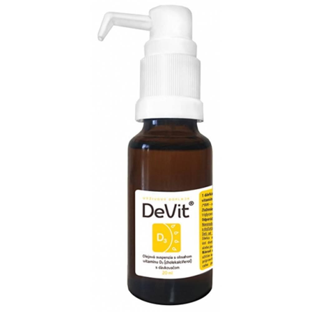 S&D Pharma SK, s.r.o. DeVit kvapky 20 ml