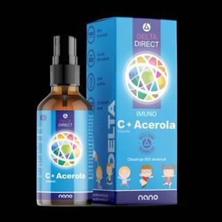 DELTA Direct kids vitamin C + acerola sprej 100 ml