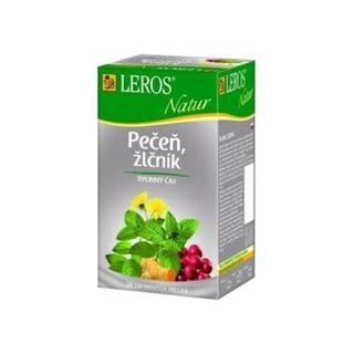 LEROS Pečeň a žlčník 20 x 1,5 g
