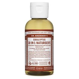 Dr. Bronner's Tekuté kastílske mydlo Eukalyptus 60 ml
