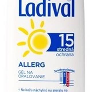 Ladival ALLERG SPF 15 gél