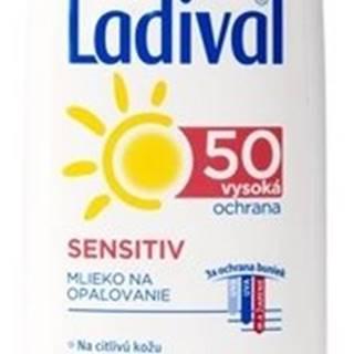 Ladival SENSITIV SPF 50 mlieko