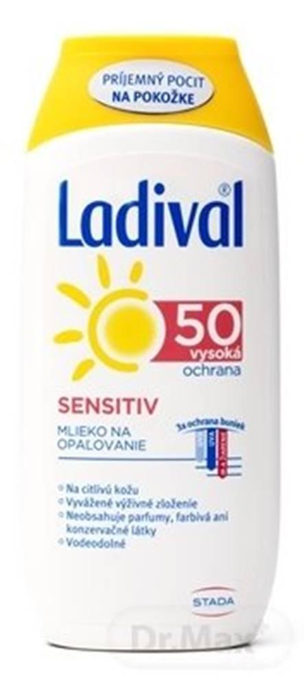 Ladival Ladival SENSITIV SPF 50 mlieko