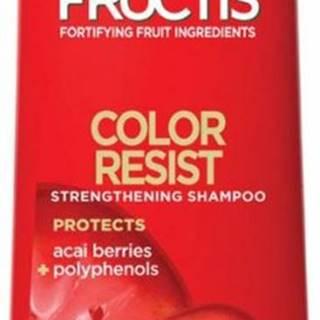 Fructis šampón Color Resist