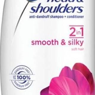 Head&shoulders  šampón 2v1 smooth&silky