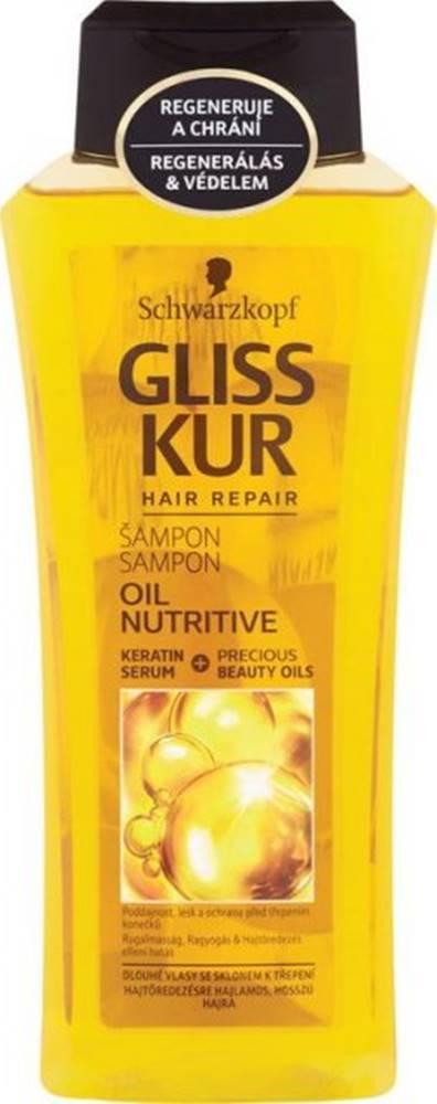 GLISS KUR Gliss Kur šampón oil nutrit