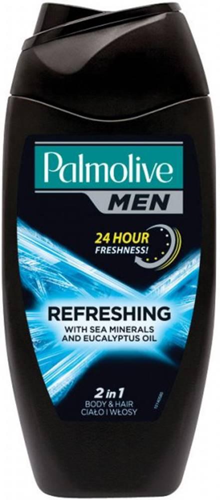 Palmolive Palmolive sprchový gél Men Refreshing modry