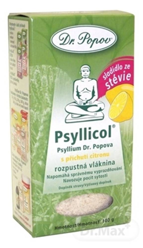 Dr.Popov Dr. Popov psyllicol citron