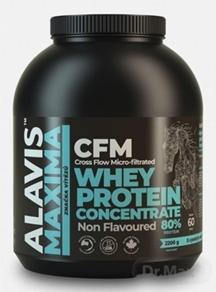 Alavis Alavis Maxima srvátkový proteínový koncentrát 80%