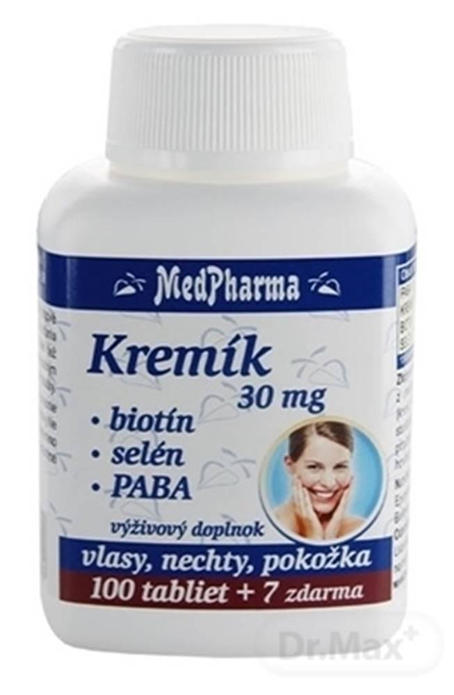 Medpharma KremÍk 30mg+biotí...
