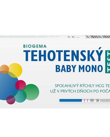 Tehotenské testy