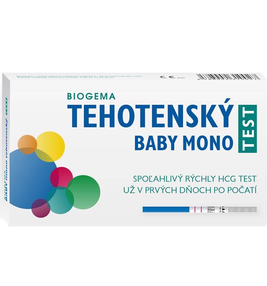 Biogema Test tehotenský BAB...