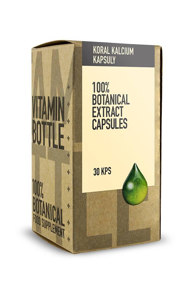 Vitamin Bottle KORAL KALCIUM 30kaps