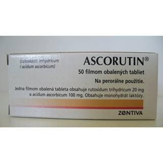 Ascorutin 50tbl