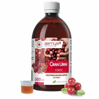 Barnys Cran-urin forte tekuté brusnice 500 ml