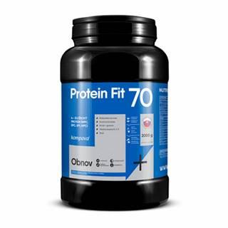 KOMPAVA ProteinFit 70 banán 66 dávok