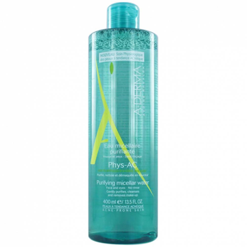 A-DERMA PHYS-AC EAU MICELLAIRE PURIFIANTE čistiaca micelárna voda 400 ml