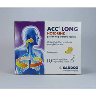 ACC long Hotdrink 10 vreciek