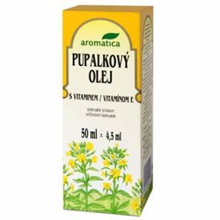 AROMATICA Pupalkový olej s vitamínom E 50ml