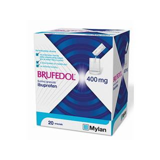 Brufen Instant 400mg šumivý granulát 20 sáčkov