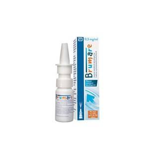 Brumare 0,5mg/ml nosová roztoková aerodisperzia 10 ml