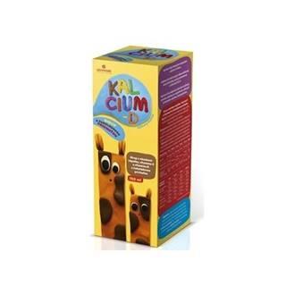 Kalcium-D Glenmark sirup 150 ml